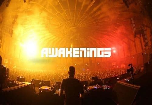 Awakenings Techno Events Live DJ-Sets SPECIAL COMPILATION (2001 - 2020)